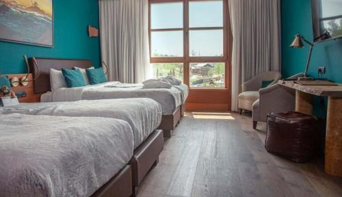 Pairi Daiza Resort - Paddling Bear Hotel & Suites