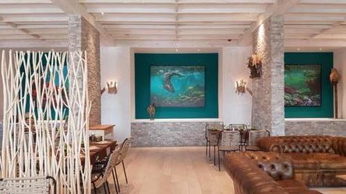 Octopus restaurant