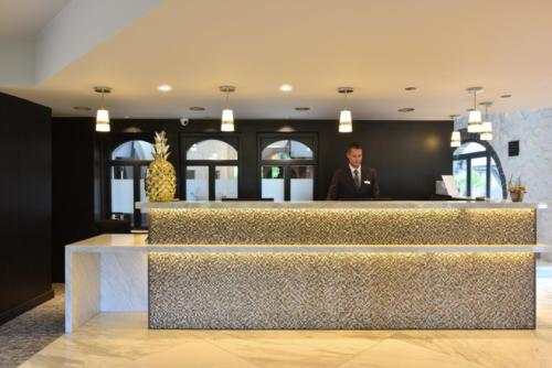Martin's Hotels Château du Lac - Lobby
