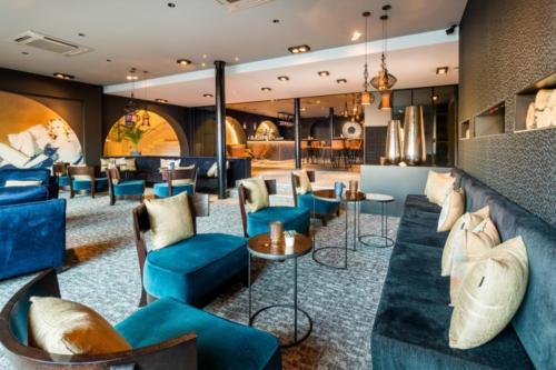 Martin's Hotels Château du Lac - Bar Kingfisher